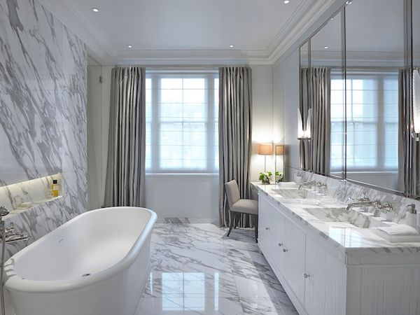 Residential tiling West London