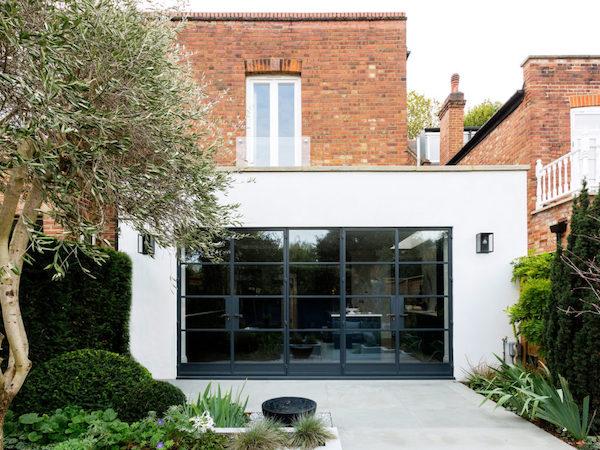 exterior painters and decorators West London
